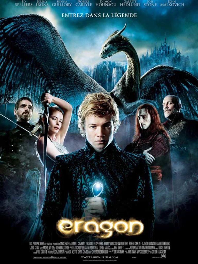Eragon / zuzendaria : Stefen Fangmeier  