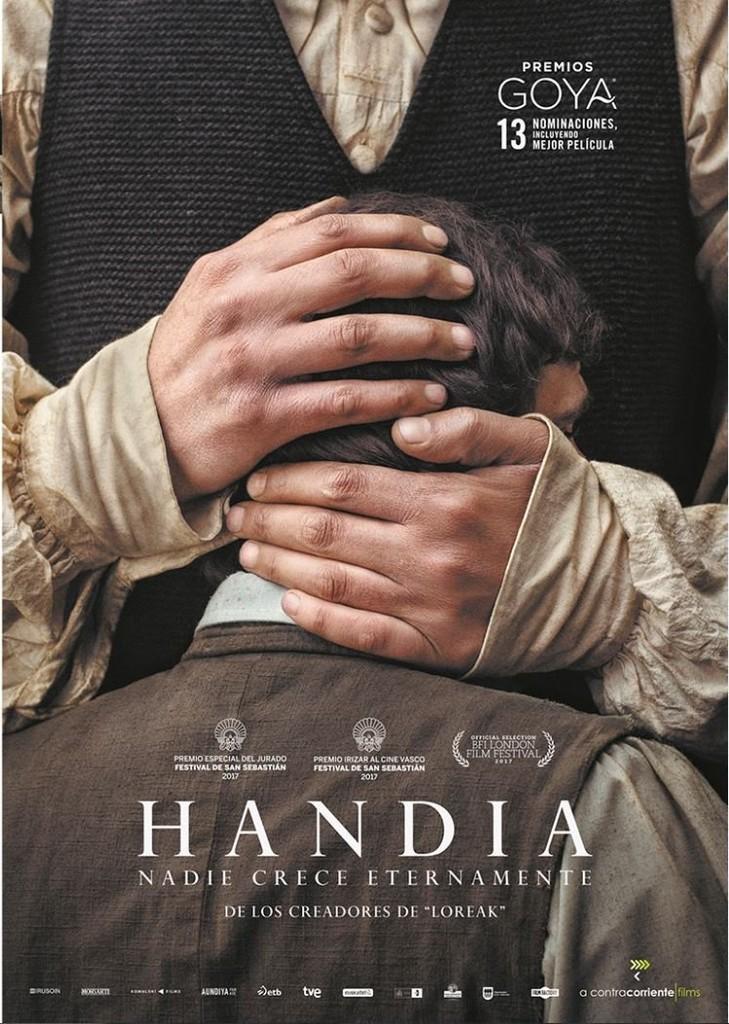 Handia / Aitor Arregi, Jon Garaño   Arregi, Aitor. Metteur en scène ou réalisateur