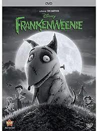 Frankenweenie / un film de Tim Burton |