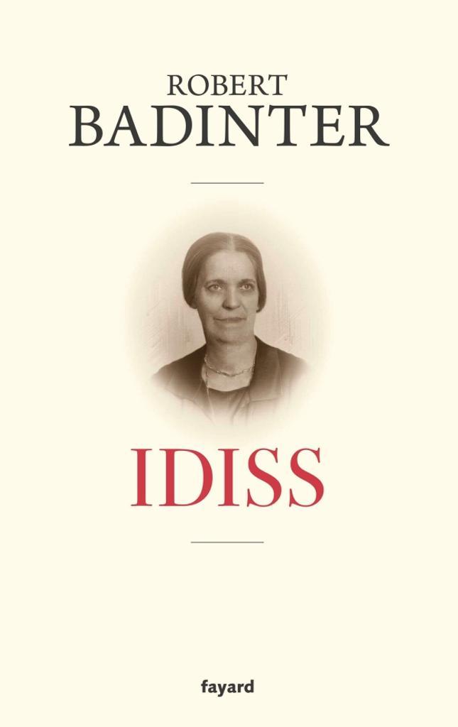 Idiss / Robert Badinter |