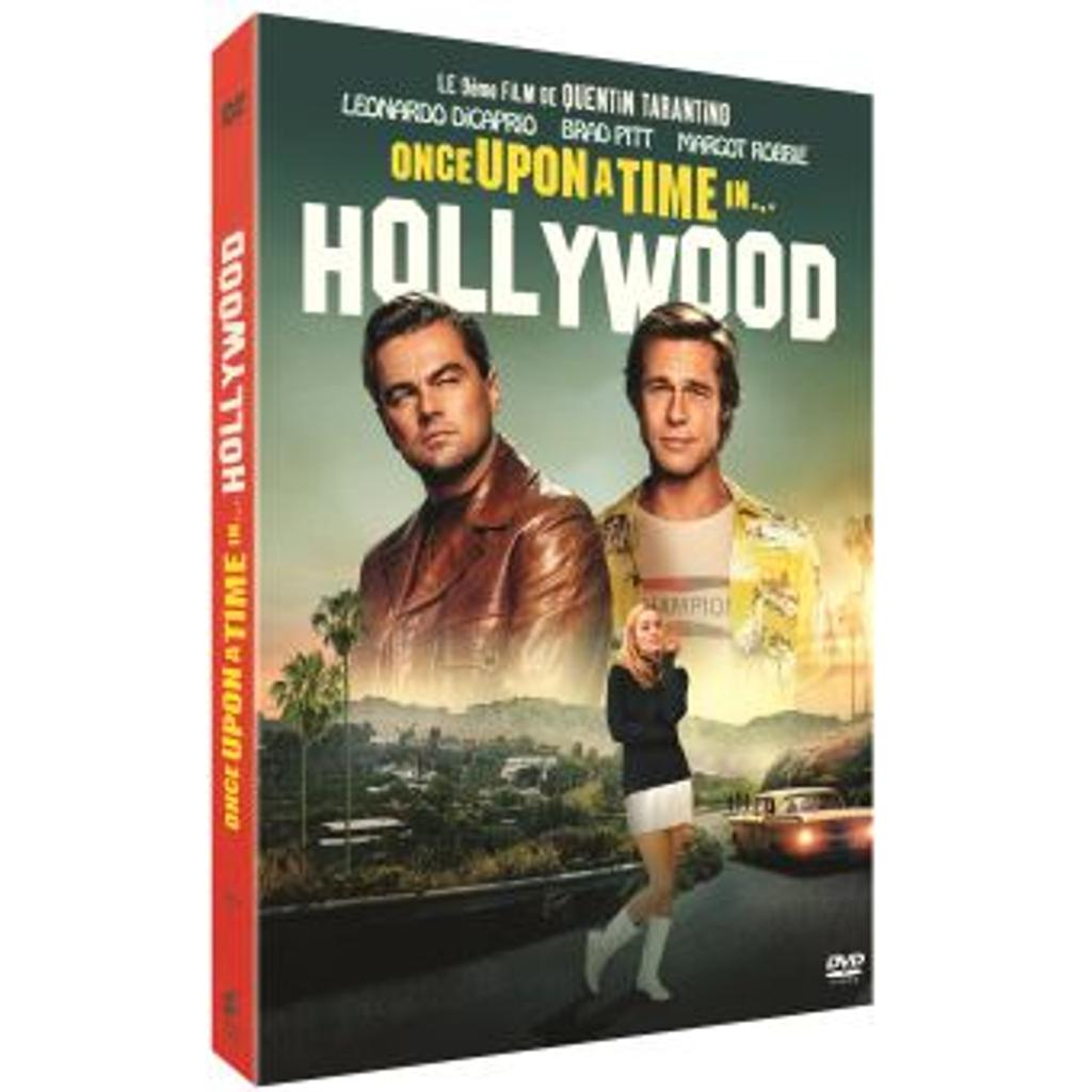 Once upon a time in... Hollywood / un film de Quentin Tarantino  