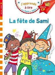 La fête de Sami / Texte Isabelle Albertin | Albertin, Isabelle. Auteur