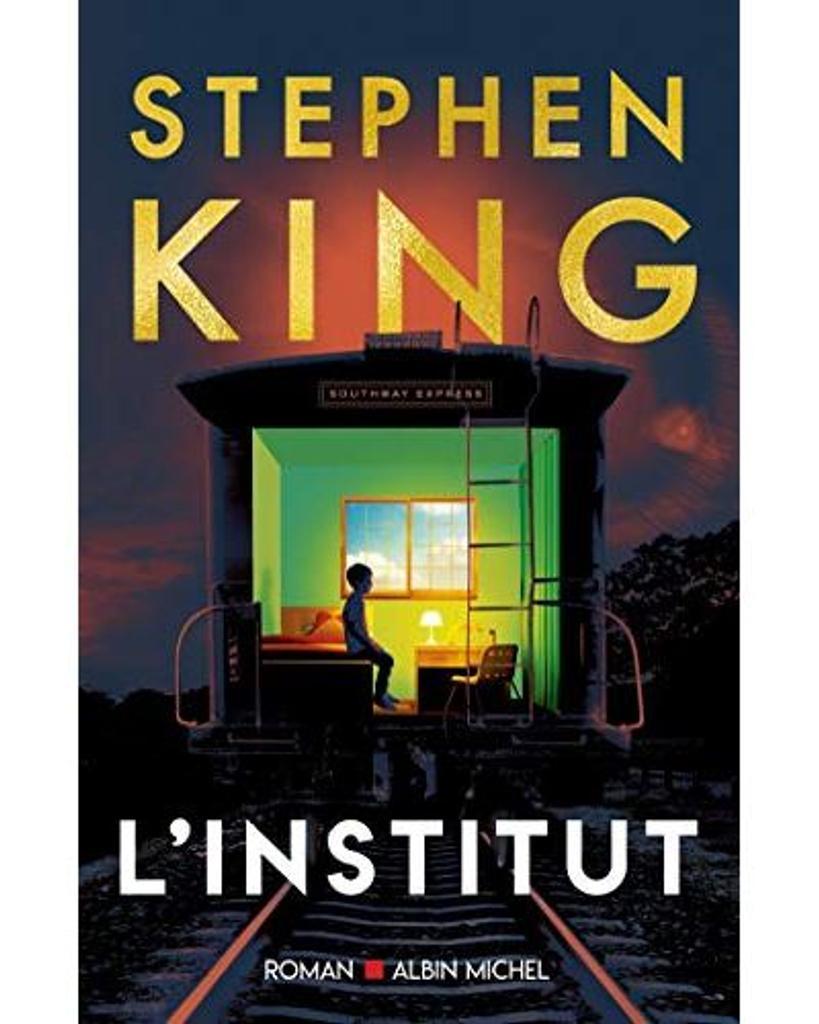 L'institut / Stephen King  