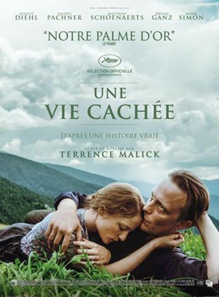 Une vie cachée / un film de Terrence Malick |