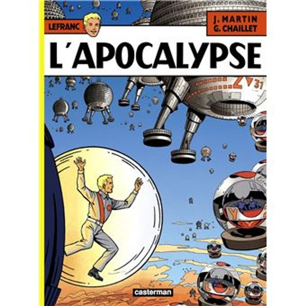 L'apocalypse. 10 / scénario: Jacques Martin |